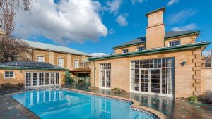 One of Tasmania's most recent $1m+ house sales 22 De Witt Street, Battery Point Sold by Fall