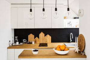 A new splashback can really freshen up a tired kitchen. Photo Stocksy
