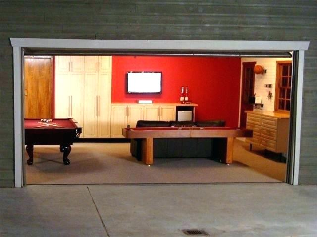 Revamp Your Garage Space