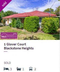 Real estate appraisal Blackstone Heights TAS 7250