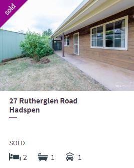 Real estate appraisal Hadspen TAS 7290